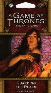 A Game of Thrones : The Card Game (Second Edition) – Guarding the Realm
